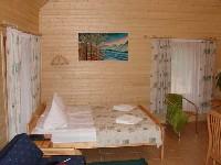 Коттедж 7х5, спальня