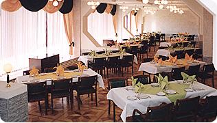 гостиница Интурист, ресторан
