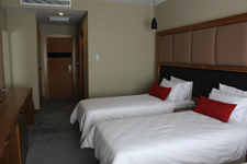 Отель Sky, двухместный номер