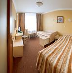 Гостиница Юбилейная, двухместный номер