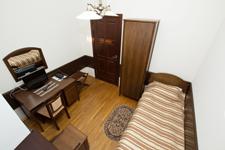 Гостиница Плац, одноместный номер
