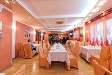 Гостиница Веста, ресторан
