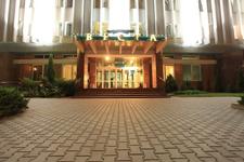 Гостиница Веста, фасад