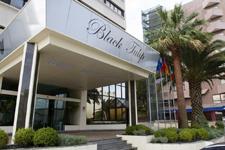Отель Black Tulip, фасад