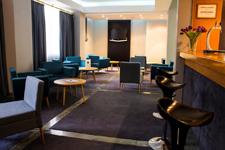 Отель Black Tulip, рецепция