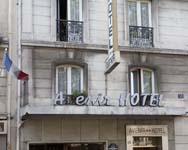 Отель Avenir, внешний вид