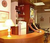 Отель Fiat, рецепция