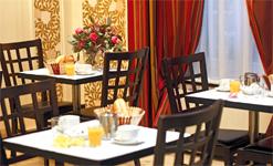 Гостиница Gerando, ресторан