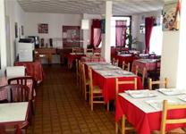 Гостиница Hipotel, ресторан