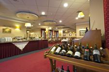 Palace Heviz, ресторан