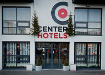 Center Hotel Plaza, главный вход