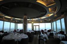 Radisson Blu Saga, ресторан