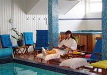 отель Mora spa, бассейн 2
