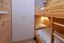 апартаменты Fjellblikk, спальные места