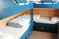 апартаменты Fjellheim, спальные места