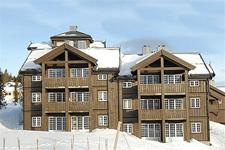 апартаменты Hoyfjellsgrend, внешний вид