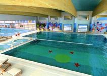Arka medical spa, бассейны в комплексе