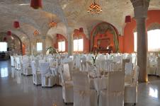 отель дворец Брунув, ресторан