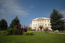 отель дворец Брунув, внешний вид
