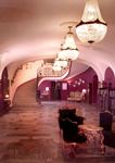 отель дворец Брунув, интерьер
