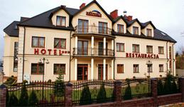 отель Hesperus, фасад здания