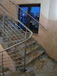 отель Hesperus, лестница