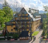 Пансионат Дафне II, внешний вид фасада
