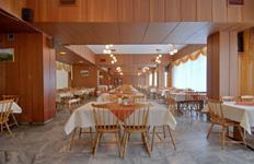 Пансионат Дафне II, ресторан