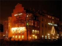 отель Tumski, внешний вид