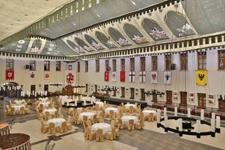 Отель Замок Рын, зал тожеств