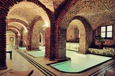 Отель Замок Рын, бассейн