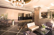 Отель Real Parque, рецепция