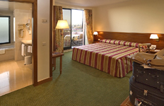 Отель Real Parque, улучшенный номер
