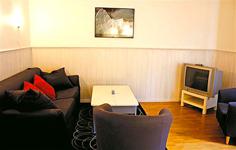 апартаменты Tegefjall, гостиная 2