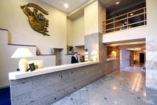 отель Karolina в Вильнюсе, рецепция