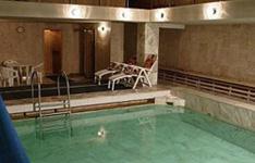 отель Karolina в Вильнюсе, бассейн