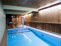 Отель Cumulus Hameenlinna, бассейн