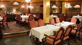 Отель Cumulus Hameenlinna, ресторан
