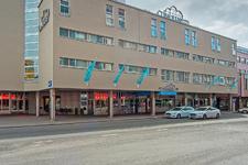 Cumulus Turku, фасад