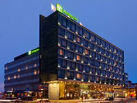 гостиница Holiday Inn City Centre, внешний вид