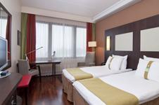 гостиница Holiday Inn City West, номер с двумя кроватями