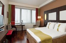 гостиница Holiday Inn City West, номер с двуспальной кроватью
