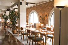 отель Scandic Grand Marina, ресторан
