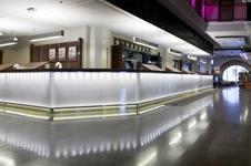 отель Scandic Grand Marina, рецепция в холле