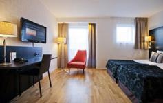Отель Scandic Park, улучшенный номер