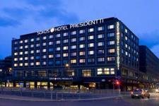 гостиница Sokos Presidentti, внешний вид