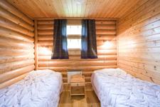 Коттедж Lomahimos, спальня
