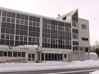 отель Rudolf, внешний вид здания