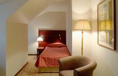 Отель-замок в Иматре, одноместный номер castle