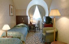 Отель-замок в Иматре, двухместный номер castle